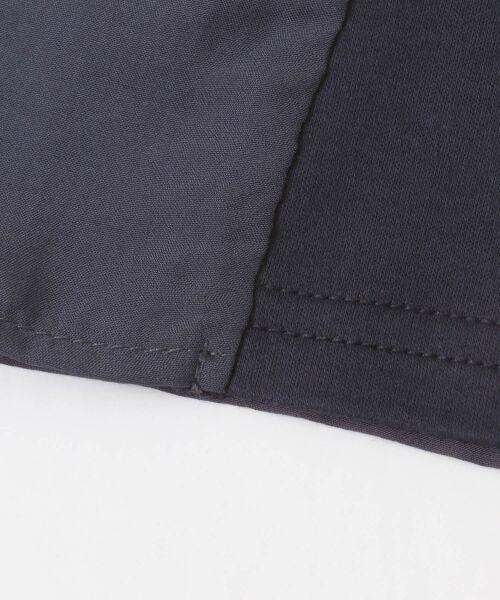 URBAN RESEARCH DOORS / アーバンリサーチ ドアーズ Tシャツ   バックシャーリングプルオーバー   詳細20