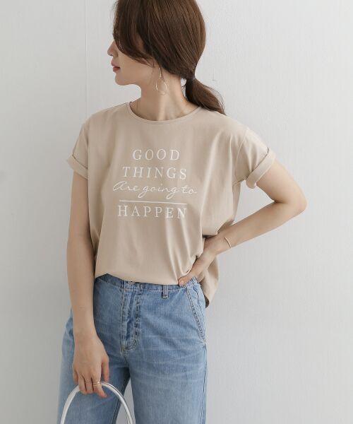 URBAN RESEARCH DOORS / アーバンリサーチ ドアーズ Tシャツ   GOOD THINGS T-SHIRTS   詳細10