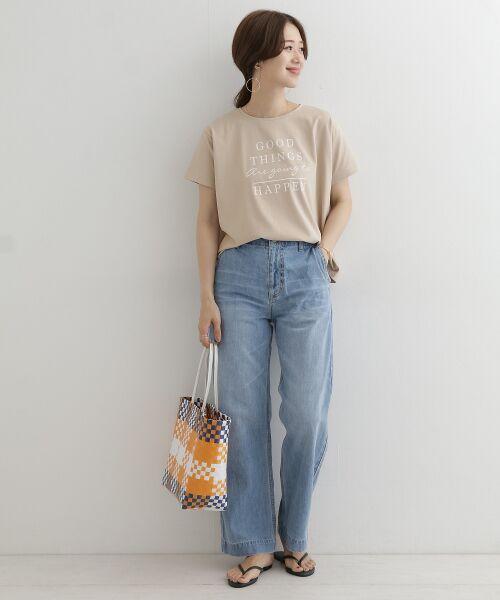 URBAN RESEARCH DOORS / アーバンリサーチ ドアーズ Tシャツ   GOOD THINGS T-SHIRTS   詳細11