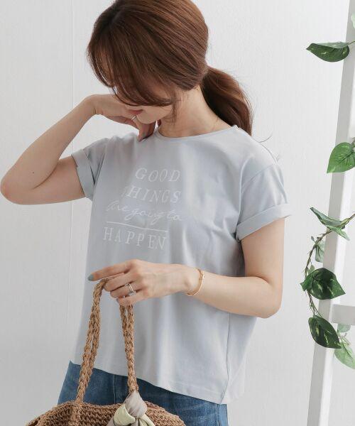 URBAN RESEARCH DOORS / アーバンリサーチ ドアーズ Tシャツ   GOOD THINGS T-SHIRTS   詳細12