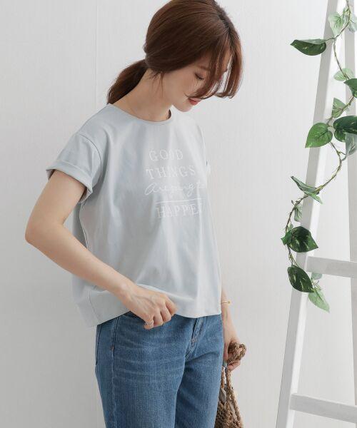 URBAN RESEARCH DOORS / アーバンリサーチ ドアーズ Tシャツ   GOOD THINGS T-SHIRTS   詳細13