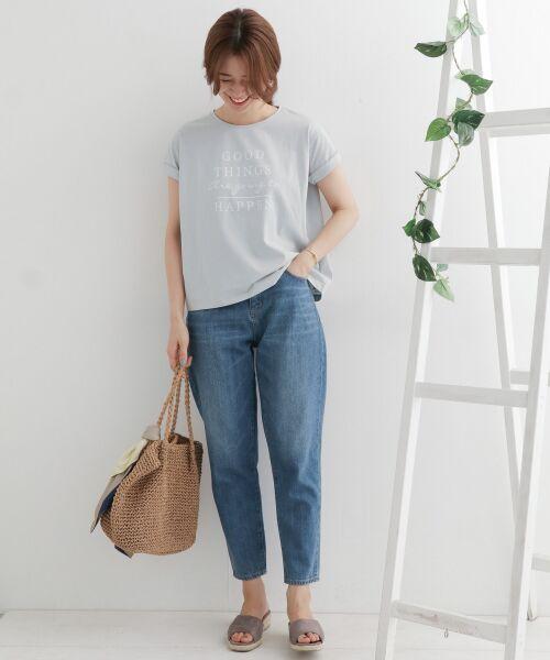 URBAN RESEARCH DOORS / アーバンリサーチ ドアーズ Tシャツ   GOOD THINGS T-SHIRTS   詳細14