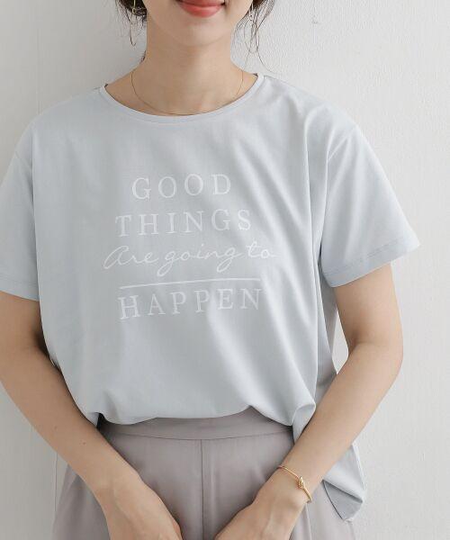 URBAN RESEARCH DOORS / アーバンリサーチ ドアーズ Tシャツ   GOOD THINGS T-SHIRTS   詳細15