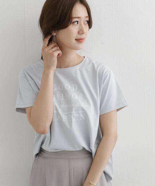 URBAN RESEARCH DOORS / アーバンリサーチ ドアーズ Tシャツ   GOOD THINGS T-SHIRTS   詳細16