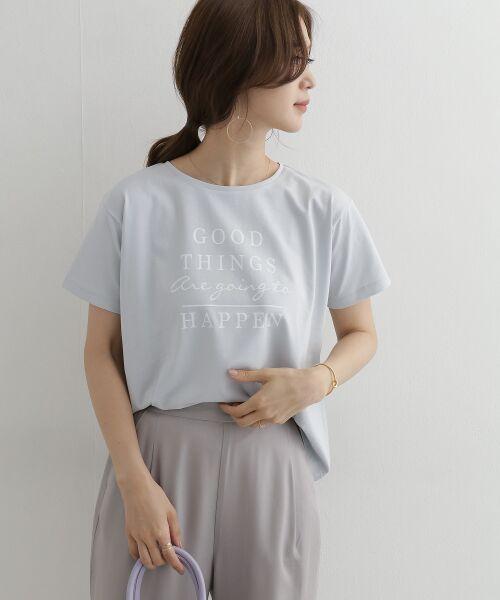 URBAN RESEARCH DOORS / アーバンリサーチ ドアーズ Tシャツ   GOOD THINGS T-SHIRTS   詳細17
