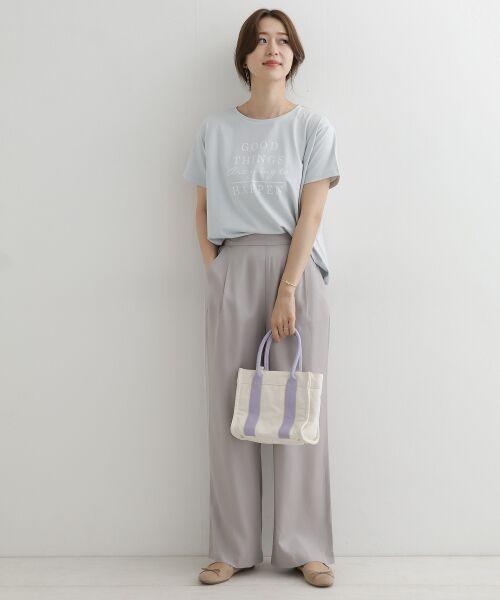 URBAN RESEARCH DOORS / アーバンリサーチ ドアーズ Tシャツ   GOOD THINGS T-SHIRTS   詳細18