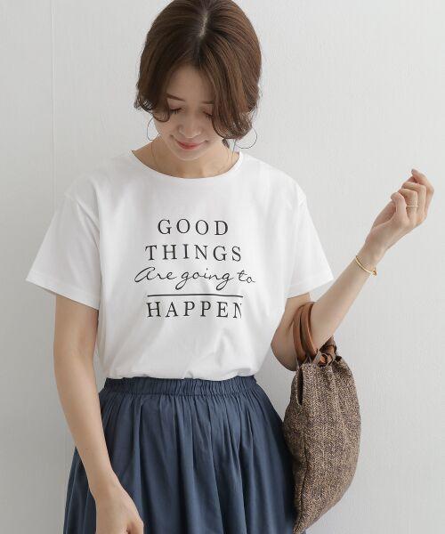 URBAN RESEARCH DOORS / アーバンリサーチ ドアーズ Tシャツ   GOOD THINGS T-SHIRTS   詳細2
