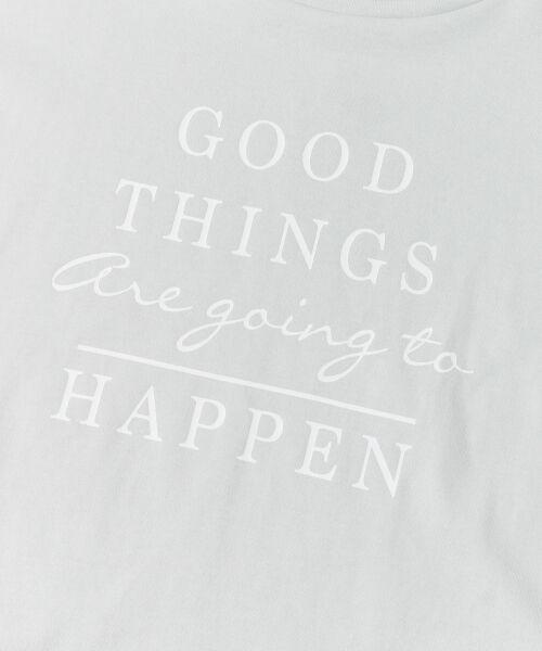 URBAN RESEARCH DOORS / アーバンリサーチ ドアーズ Tシャツ   GOOD THINGS T-SHIRTS   詳細26