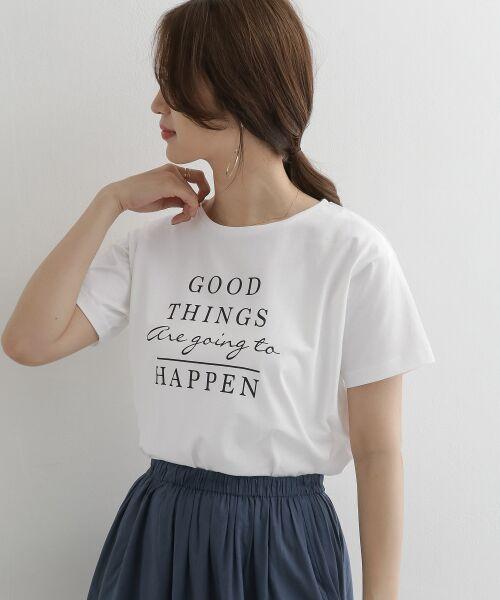 URBAN RESEARCH DOORS / アーバンリサーチ ドアーズ Tシャツ   GOOD THINGS T-SHIRTS   詳細3