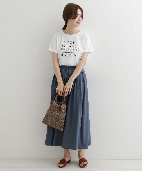 URBAN RESEARCH DOORS / アーバンリサーチ ドアーズ Tシャツ   GOOD THINGS T-SHIRTS   詳細4