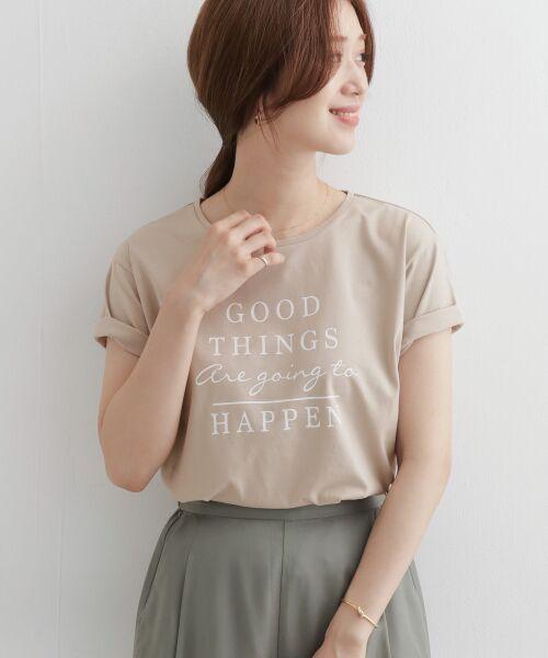 URBAN RESEARCH DOORS / アーバンリサーチ ドアーズ Tシャツ   GOOD THINGS T-SHIRTS   詳細5