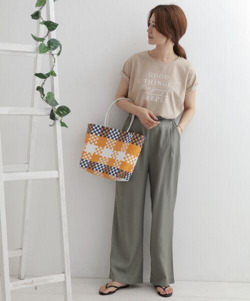 URBAN RESEARCH DOORS / アーバンリサーチ ドアーズ Tシャツ   GOOD THINGS T-SHIRTS   詳細7