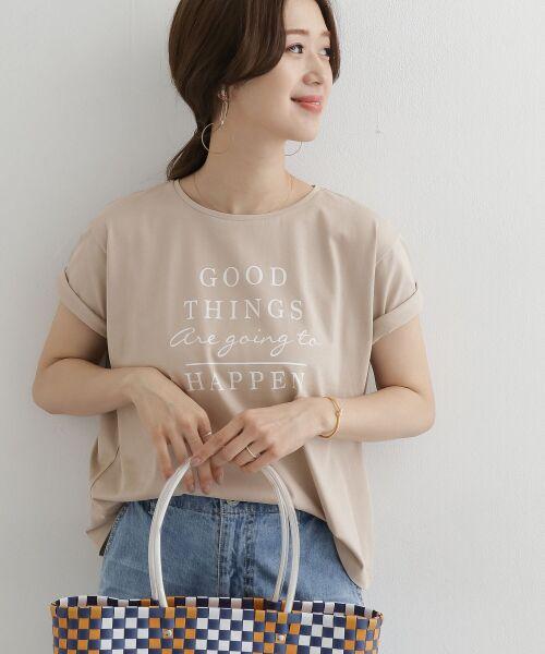 URBAN RESEARCH DOORS / アーバンリサーチ ドアーズ Tシャツ   GOOD THINGS T-SHIRTS   詳細8