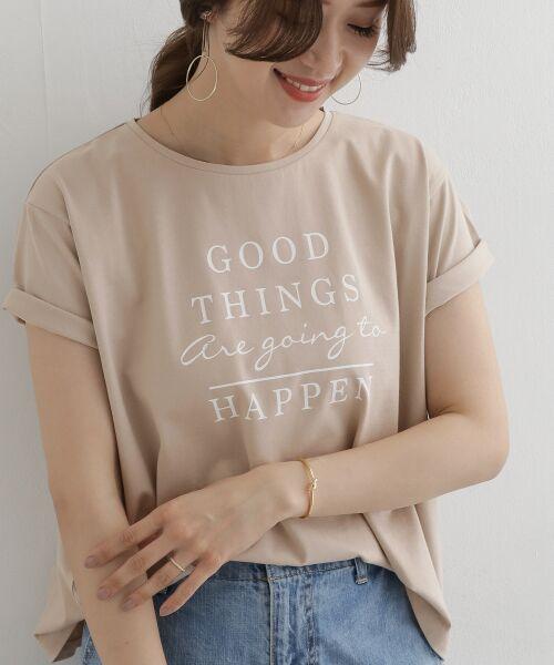 URBAN RESEARCH DOORS / アーバンリサーチ ドアーズ Tシャツ   GOOD THINGS T-SHIRTS   詳細9