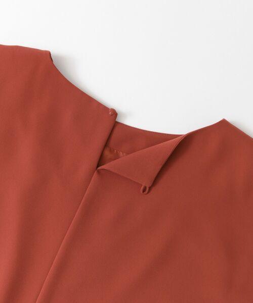 URBAN RESEARCH DOORS / アーバンリサーチ ドアーズ ドレス | ベーシックワンピース | 詳細11