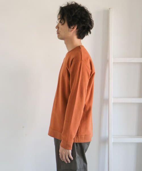 URBAN RESEARCH DOORS / アーバンリサーチ ドアーズ Tシャツ | ヘビーウェイトシャギープルオーバー | 詳細12