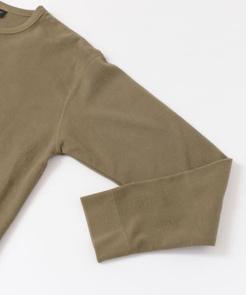URBAN RESEARCH DOORS / アーバンリサーチ ドアーズ Tシャツ | ヘビーウェイトシャギープルオーバー | 詳細18