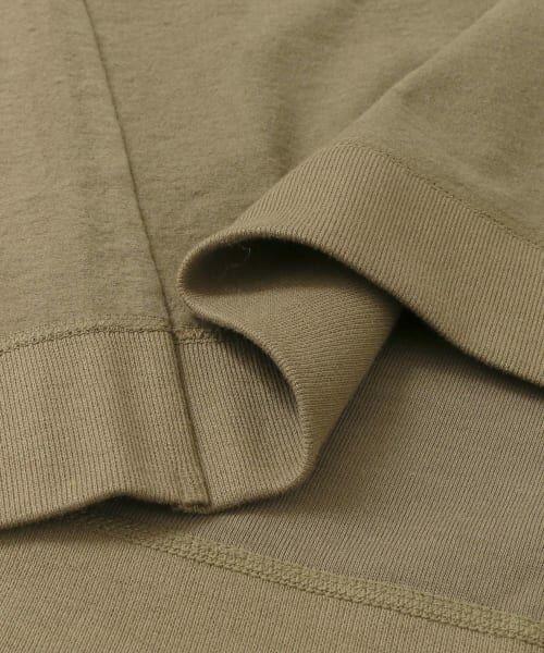 URBAN RESEARCH DOORS / アーバンリサーチ ドアーズ Tシャツ | ヘビーウェイトシャギープルオーバー | 詳細20