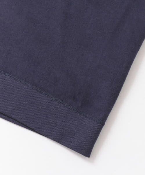 URBAN RESEARCH DOORS / アーバンリサーチ ドアーズ Tシャツ | ヘビーウェイトシャギープルオーバー | 詳細22
