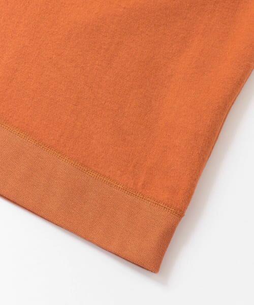 URBAN RESEARCH DOORS / アーバンリサーチ ドアーズ Tシャツ | ヘビーウェイトシャギープルオーバー | 詳細23