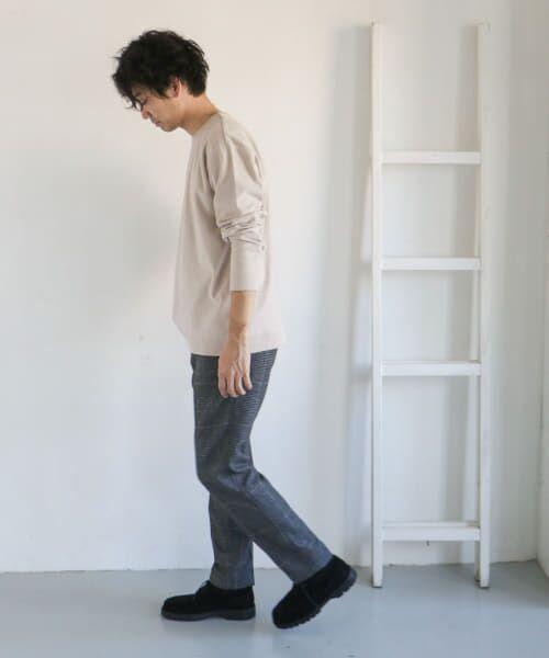 URBAN RESEARCH DOORS / アーバンリサーチ ドアーズ Tシャツ | ヘビーウェイトシャギープルオーバー | 詳細5