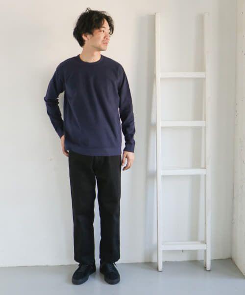 URBAN RESEARCH DOORS / アーバンリサーチ ドアーズ Tシャツ | ヘビーウェイトシャギープルオーバー | 詳細8