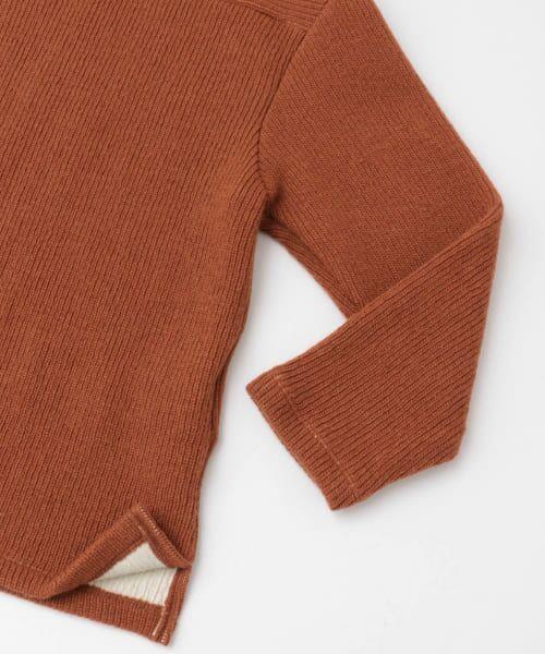 URBAN RESEARCH DOORS / アーバンリサーチ ドアーズ Tシャツ | リブ切り替えカットソー | 詳細25