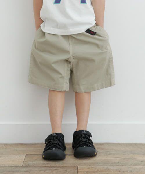 URBAN RESEARCH DOORS / アーバンリサーチ ドアーズ パンツ | 【別注】GRAMICCI×DOORS KIDS G-SHORTS(KIDS) | 詳細1