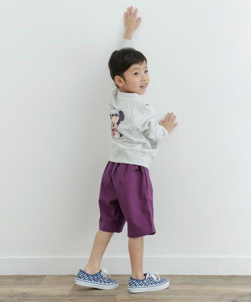 URBAN RESEARCH DOORS / アーバンリサーチ ドアーズ パンツ | 【別注】GRAMICCI×DOORS KIDS G-SHORTS(KIDS) | 詳細11