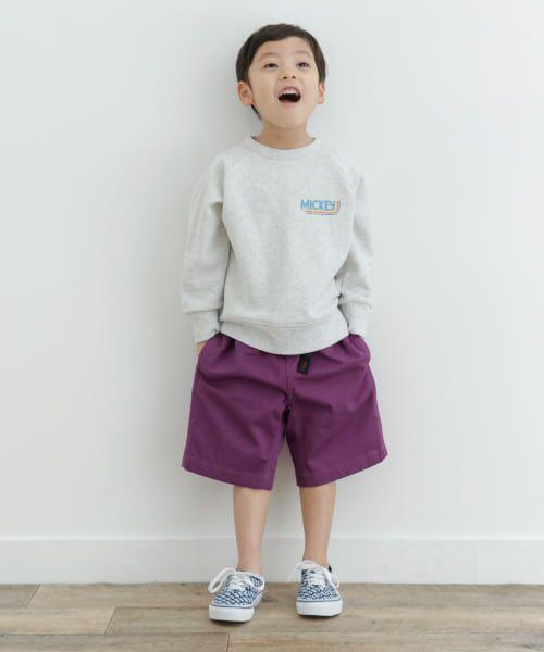 URBAN RESEARCH DOORS / アーバンリサーチ ドアーズ パンツ | Gramicci×DOORS 別注KIDS G-SHORTS(KIDS) | 詳細12