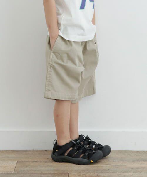 URBAN RESEARCH DOORS / アーバンリサーチ ドアーズ パンツ | 【別注】GRAMICCI×DOORS KIDS G-SHORTS(KIDS) | 詳細2