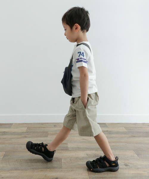 URBAN RESEARCH DOORS / アーバンリサーチ ドアーズ パンツ | Gramicci×DOORS 別注KIDS G-SHORTS(KIDS) | 詳細4