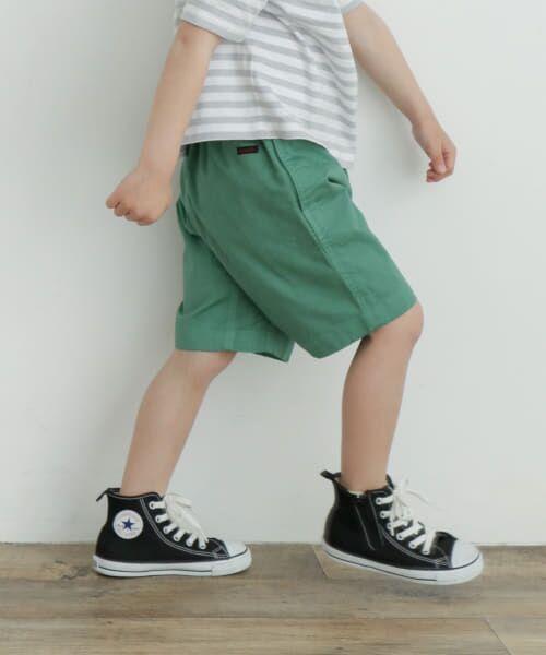 URBAN RESEARCH DOORS / アーバンリサーチ ドアーズ パンツ | 【別注】GRAMICCI×DOORS KIDS G-SHORTS(KIDS) | 詳細5