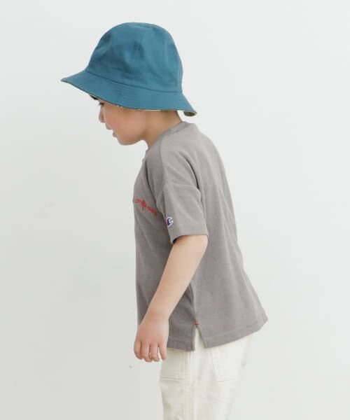 URBAN RESEARCH DOORS / アーバンリサーチ ドアーズ トップス | Champion×DOORS パイル刺繍T-SHIRTS(KIDS) | 詳細3