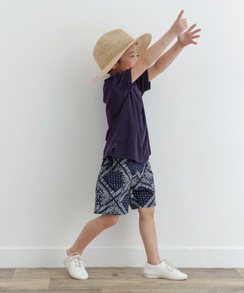 URBAN RESEARCH DOORS / アーバンリサーチ ドアーズ トップス | Champion×DOORS パイル刺繍T-SHIRTS(KIDS) | 詳細6