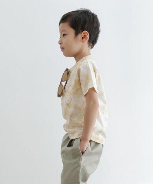 URBAN RESEARCH DOORS / アーバンリサーチ ドアーズ トップス | LEE KIDS LOGO EMBROIDERY T-SHIRTS(KIDS) | 詳細4
