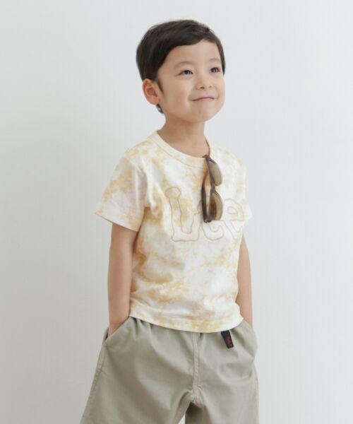 URBAN RESEARCH DOORS / アーバンリサーチ ドアーズ トップス | LEE KIDS LOGO EMBROIDERY T-SHIRTS(KIDS) | 詳細5
