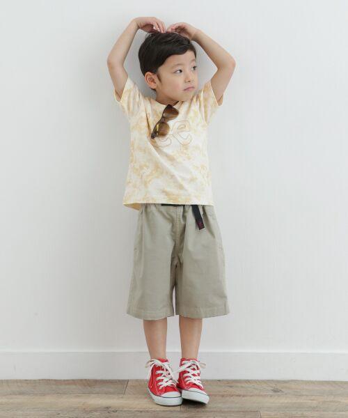 URBAN RESEARCH DOORS / アーバンリサーチ ドアーズ トップス | LEE KIDS LOGO EMBROIDERY T-SHIRTS(KIDS) | 詳細6
