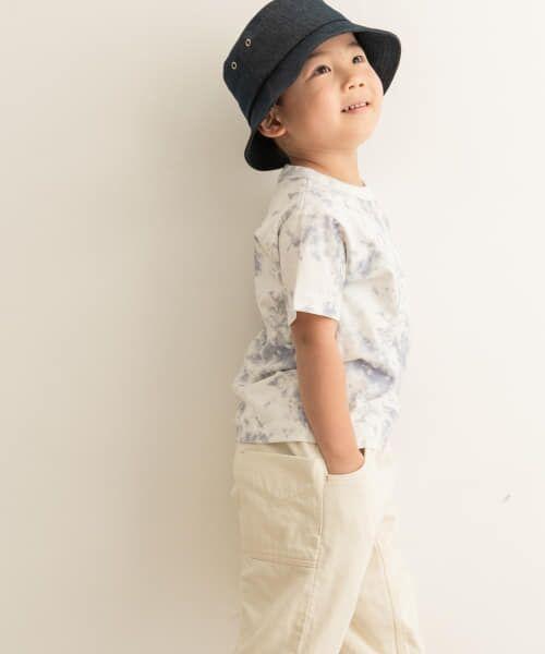 URBAN RESEARCH DOORS / アーバンリサーチ ドアーズ トップス | LEE KIDS LOGO EMBROIDERY T-SHIRTS(KIDS) | 詳細9