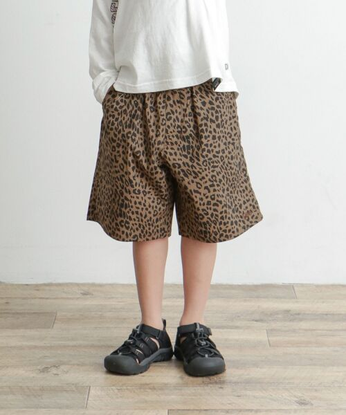 URBAN RESEARCH DOORS / アーバンリサーチ ドアーズ パンツ | LEE KIDS SURF SHORTS(KIDS)(LEOPARD)