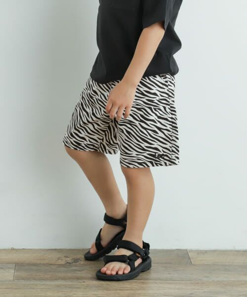 URBAN RESEARCH DOORS / アーバンリサーチ ドアーズ パンツ | LEE KIDS SURF SHORTS(KIDS)(ZEBRA)