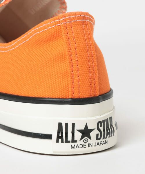 URBAN RESEARCH DOORS / アーバンリサーチ ドアーズ スニーカー | CONVERSE CANVAS ALL STAR J OX | 詳細5