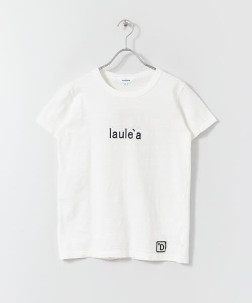 URBAN RESEARCH DOORS / アーバンリサーチ ドアーズ Tシャツ | melelana 半袖Tシャツ(オフ)
