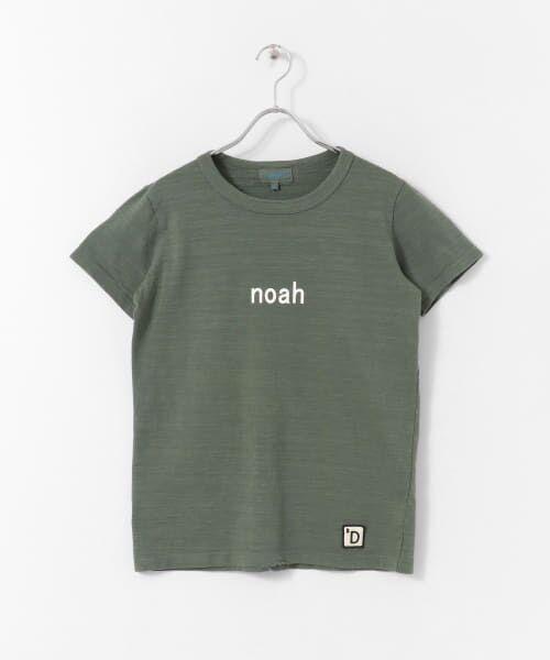 URBAN RESEARCH DOORS / アーバンリサーチ ドアーズ Tシャツ | melelana 半袖Tシャツ(カーキグレー)