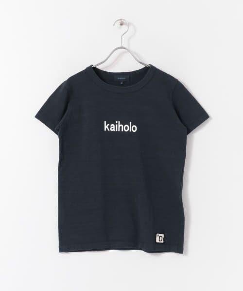 URBAN RESEARCH DOORS / アーバンリサーチ ドアーズ Tシャツ | melelana 半袖Tシャツ(インディゴ)