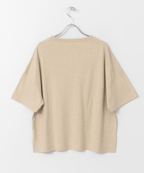 URBAN RESEARCH DOORS / アーバンリサーチ ドアーズ Tシャツ   コットンヘンプワイドTシャツ   詳細27