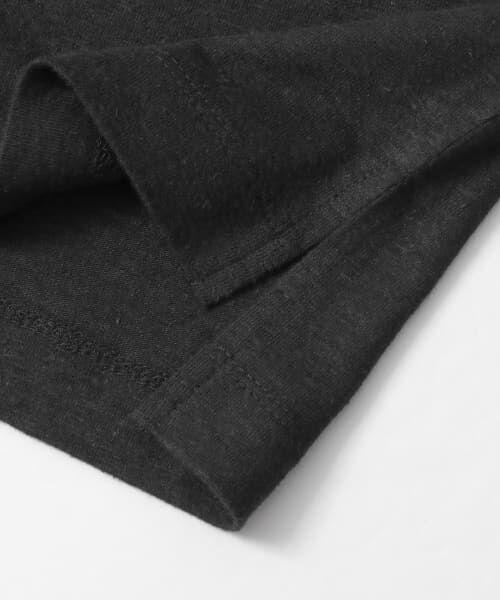 URBAN RESEARCH DOORS / アーバンリサーチ ドアーズ Tシャツ   コットンヘンプワイドTシャツ   詳細30
