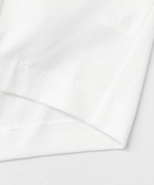 URBAN RESEARCH DOORS / アーバンリサーチ ドアーズ Tシャツ | フレンチスリーブバックタックプルオーバー | 詳細26