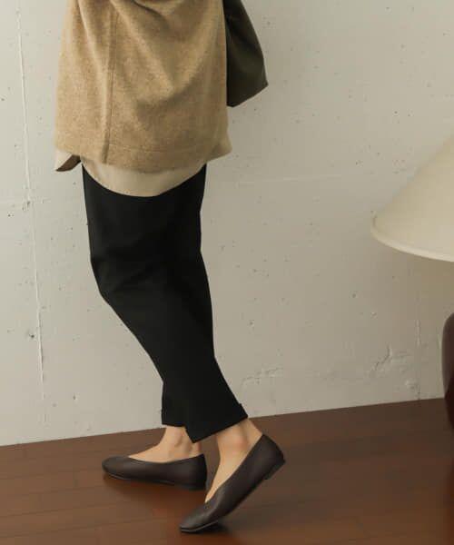 URBAN RESEARCH DOORS / アーバンリサーチ ドアーズ その他パンツ | 裏起毛テーパードイージーパンツ | 詳細9