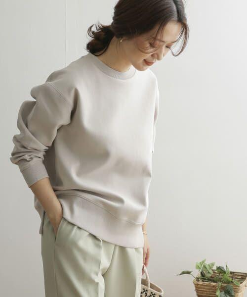 URBAN RESEARCH DOORS / アーバンリサーチ ドアーズ Tシャツ   ダンボールニットプルオーバー   詳細1